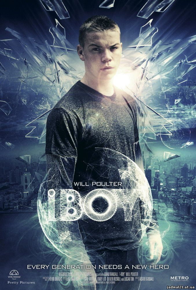 Jadwal Film Trailer iBoy (2017)