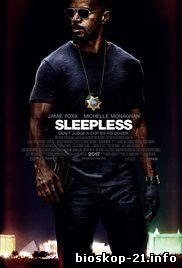 Jadwal Film Trailer Sleepless (2017)